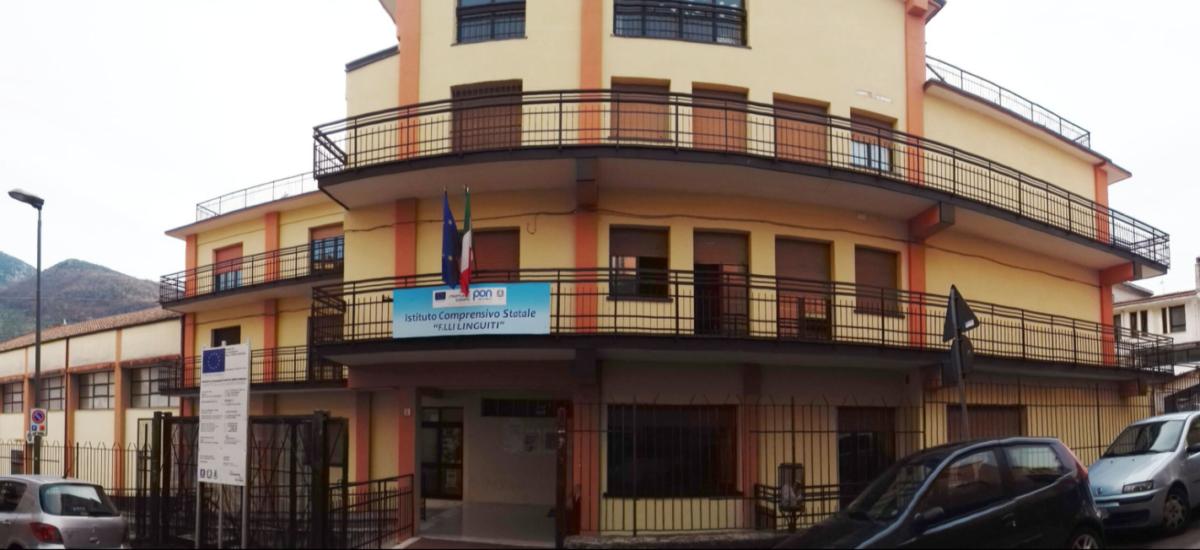 Sistema di gestione scuola secondaria F.lli Linguiti – Giffoni (SA)